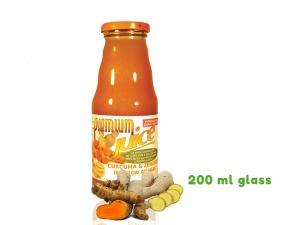 curcuma e zenzero in ananas 200 ml